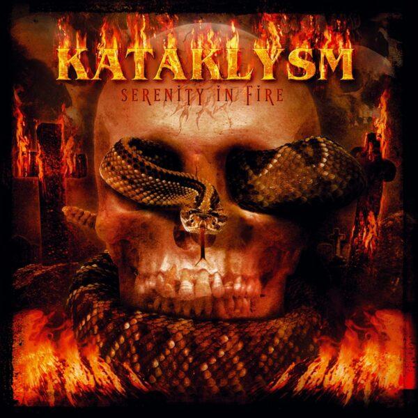 Kataklysm serenity in fire