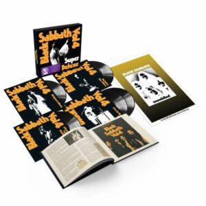 Black Sabbath Super Deliuxe Box