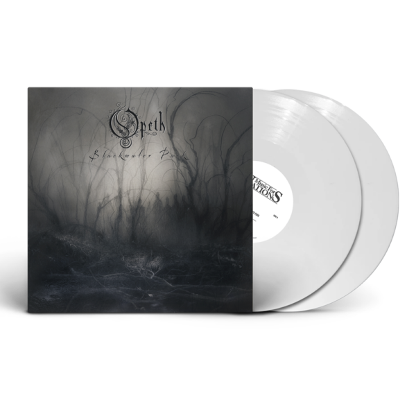 Opeth - Blackwater Park, 2LP, Gatefold, 180gr, 20th Anniversary edition, White Vinyl 1