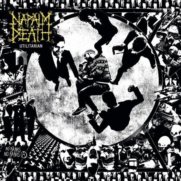 Napalm Death - Utilitarian, LP 1
